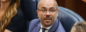 Trinidad (C.s), nuevo presidende de la Asamblea de Madrid