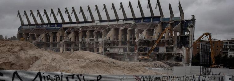 46,4 M para soterrar la M-30 a su paso por el antiguo Calderón