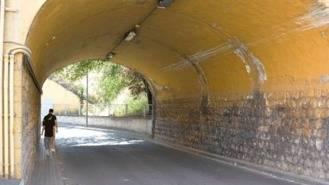Las obras en los túneles bajo la A-4 modificará el tráfico de la zona