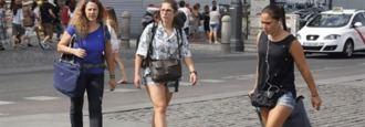 La Comunidad rechaza que Madrid tenga 'un problema de turistificación'