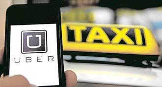El sistema de desplazamientos Uber, prohibido en toda España