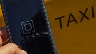 """Un juez ordena el cierre """"inmediato"""" de la web de Uber"""
