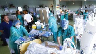 Satse: No hay enfermeras con experiencia en UCI para 1.000 nuevas camas