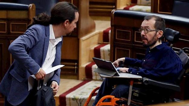 Unidas Podemos propone gravar entre el 2 y el 3,5% a las fortunas de más de 1 M de euros