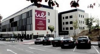 Bonificación del 10% en la Universidad Europea para los empadronados