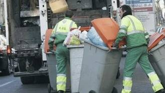 Urbaser penalizado con 100.000 € por uso fraudulento de camiones municipales
