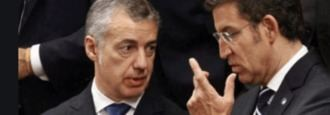 La derecha lleva gobernando 70 años en Euskadi y Galicia