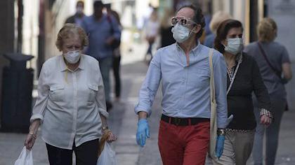 El uso de mascarillas, obligatorio desde este jueves para mayores de 6 años