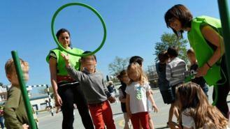 El Ayuntamiento ofertará 5.000 plazas hasta 2022 del programa `Vaciones en inglés´