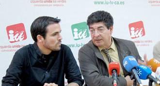 """Valderas cree que """"el futuro de IU se llama Alberto Garzón"""""""