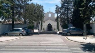 El cementerio abrirá de 9 a 18 horas y tendrá un aforo máximo de 550 personas