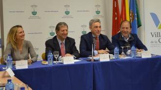 El viceconsejero de Economía inaugura las XIV Jornadas del Emprendedor y la Empresa