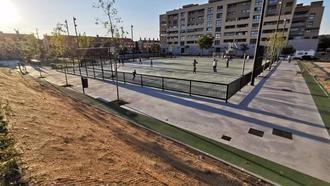 Vecinos denuncian molestias y ruidos por unas pistas multiudeportivas