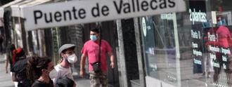 Los vecinos de Vallecas serán los primeros en realizarse los test Covid