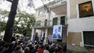 La casa de Vicente Aleixandre, Velintona, será expropiada por tres millones de euros