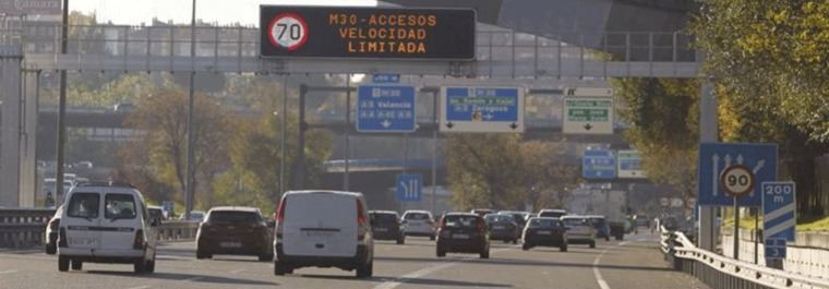 Madrid mantiene el jueves las restricciones por contaminación