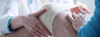 `Vendaje vivo´de células madre para reparar las lesiones de rodilla