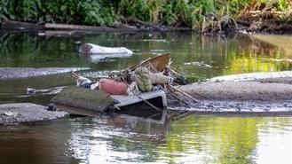 El Ayuntamiento limitará el acceso al río Guadarrama para frenar vertidos ilegales