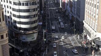 Madrid desactiva el sábado el protocolo por alta contaminación tras cuatro días vigente