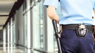 Vigilantes de edificios municipales denuncian el impago de dos meses
