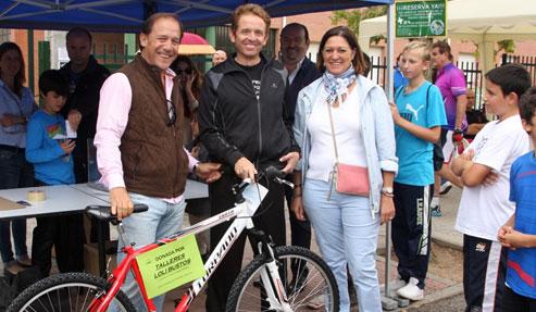 700 corredores han participado en la Fiesta de la Bicicleta
