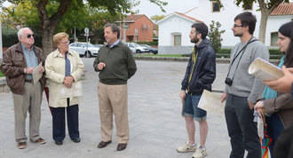 Visitas guiadas por el centro histórico y los edificios municipales
