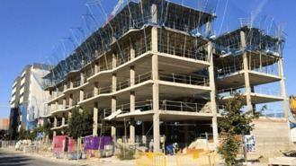 La EMSV reanuda las obras de 147 viviendas de El Rosón, 5 meses paralizadas