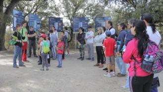 Visita guiada al Parque Regional del Curso Medio del Guadarrama