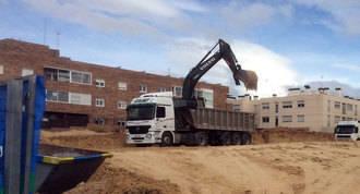 Arrancan las obras de la 60 viviendas protegidas de la EMGV