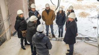 El Valle de la Oliva contará con 104 viviendas públicas con alta calificación energética