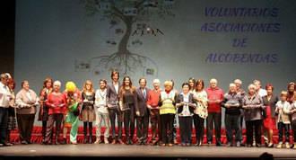 Reconocimiento a quienes participan en labores de voluntariado
