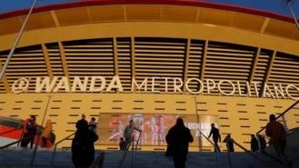 Más 1.300 efectivos para el dispositivo de seguridad del Atlético-Roma