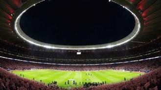 1.355 efectivos para el dispositivo de seguridad del Atleti- Arsenal