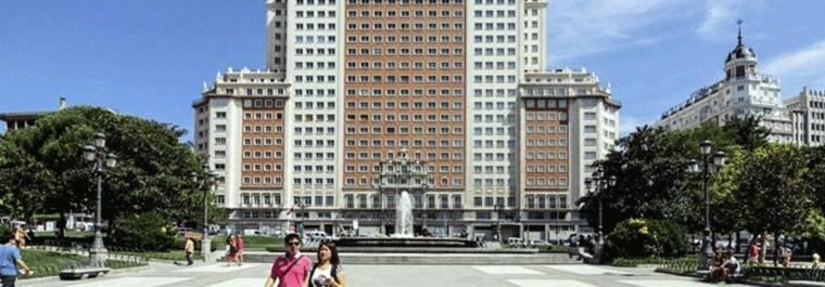 Wanda vende por 277 millones el Edificio Espa�a a Baraka