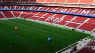 1.300 efecitivos para la seguridad del partido inaugural del Atleti en el Wanda