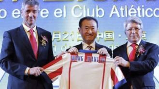 El grupo Wanda abandona el Atleti, ha vendido el 17% de sus acciones