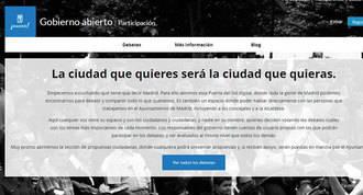 Propuestas en la web de Participación llaman 'chulos y vagos' a funcionarios