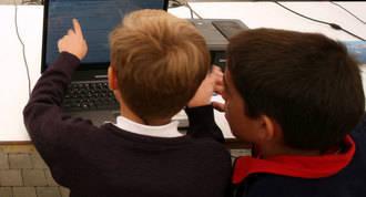 """Botón """"alerta2"""" para denunciar posibles delitos a menores en Internet"""