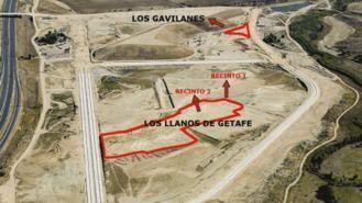 Denegada la ampliación de suelo para equipamientos en Perales por afectar a un yacimiento