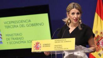 Díaz convoca el 6 de mayo a los agentes sociales para la prórroga de los ERTE