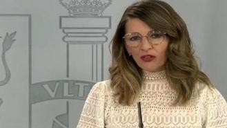 Díaz niega 'improvisación' y anuncia nuevas medidas este martes para autónomos y pymes