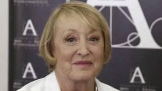 La presidenta de la Academia de Cine, estable tras sufrir un ictus