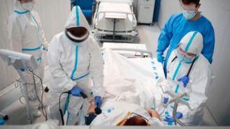 El Zendal es el cuarto en número de pacientes Covid con 65 ingresados
