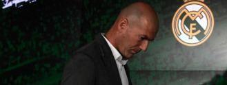 El Madrid confirma la marcha de Zidane