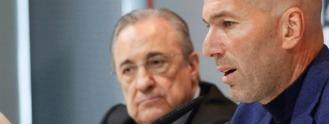 El triple cero que se juegan Zidane y Florentino